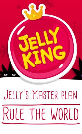 JellyKing: Rule The World