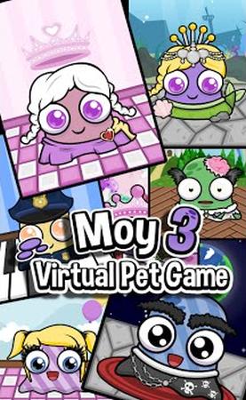 Moy 3 Wirtualne Zwierz�tko Gry