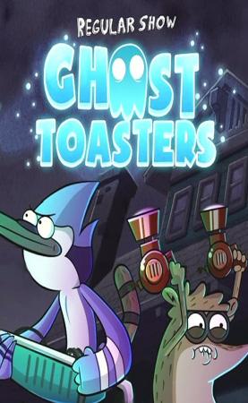 Ghost Toeasters - Regular Show