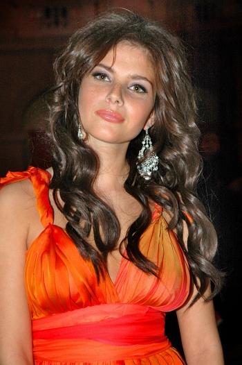 Weronika Rosati, biust Weroniki Rosati