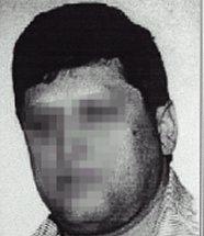 Ryszard Pawlik - poszukiwany boss gangu pruszkowskiego(PAP/TG) - pruszkow190