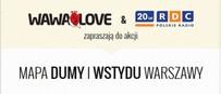 Mapa Dumy i Wstydu Warszawy. Pierwsze podsumowanie