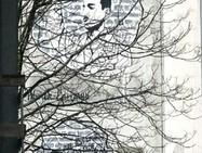 Wsp�lnota mieszkaniowa usun�a mural z Markiem Edelmanem