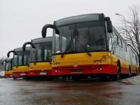 10 gazowych autobus�w ju� w stolicy