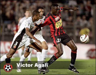 Victor Agali (Nigeria)<br>OGC Nice