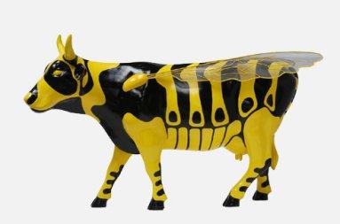Warszawę opanują... krowy