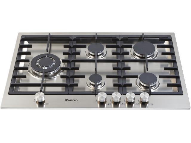 Ardo FL75GTX  płyta gazowa z pięcioma palnikami  Sprzęt   -> Plyta Gazowa Do Zabudowy Duża