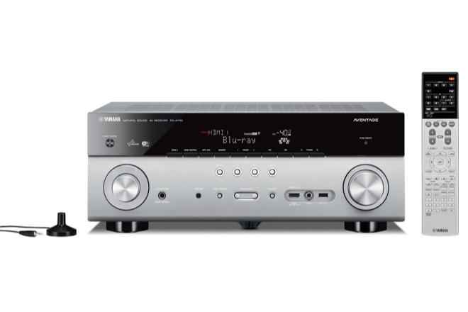 Nowe amplitunery AV z audiofilskiej linii Yamaha Aventage