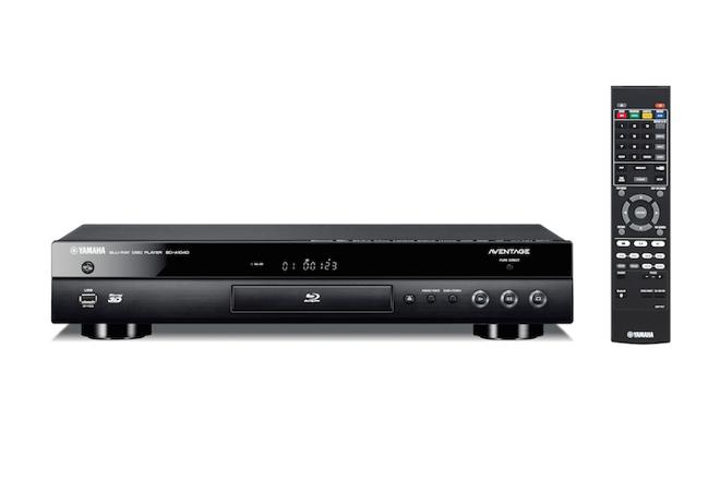 BD-A1040 - najnowszy odtwarzacz Blu-ray 3D Yamahy z serii Aventage