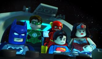 LEGO: Liga Sprawiedliwości - Legion Zagłady (2015)