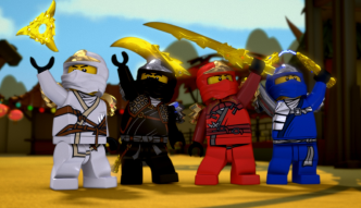 LEGO Ninjago: Opętanie (2015)