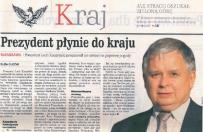 """Jaros�aw Kaczy�ski ukrywa� przed matk� �mier� Lecha. """"Udawa� brata, wydawa� gazet�"""""""