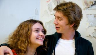 Earl i ja, i umierająca dziewczyna (2015)