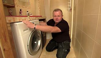 Jak ujarzmić skaczącą pralkę?