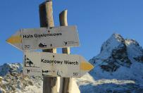 W Tatrach spad� ��ty �nieg