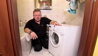 Jak prawidłowo wyczyścić filtr w pralce?