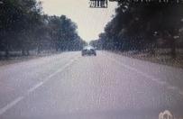"""Ukrainiec jecha� 170 km/h i wyprzedza� w miejscu niedozwolonym. """"Bo �ona urodzi�a"""""""