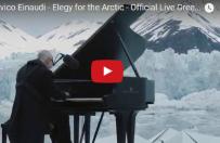 �wiatowej s�awy pianista i kompozytor zagra� na…Oceanie Arktycznym