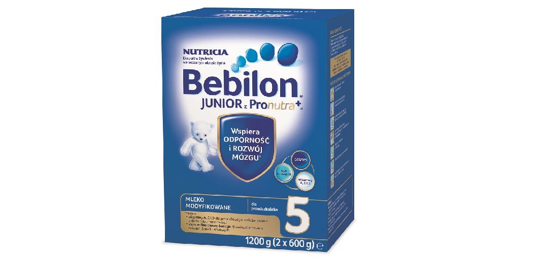 Nowe mleko modyfikowane dla przedszkolaków