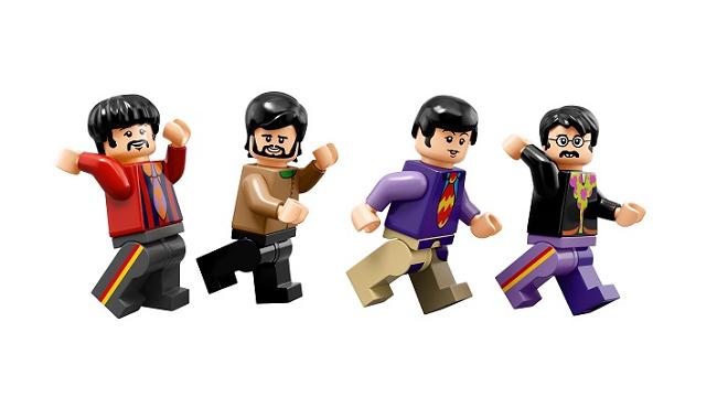"""The Beatles i """"Żółta łódź podwodna"""" w wersji LEGO!"""