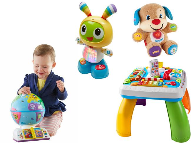 Podaruj świąteczny prezent potrzebującym dzieciom – akcja charytatywna Fisher-Price®