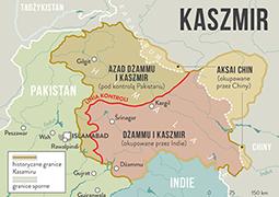 Odżywa pakistańsko-indyjski spór o Kaszmir