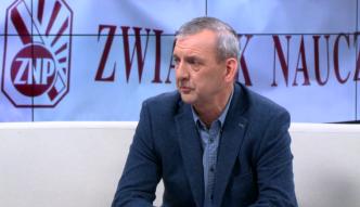 Broniarz: nie wierzę w zapewnienia szefowej MEN