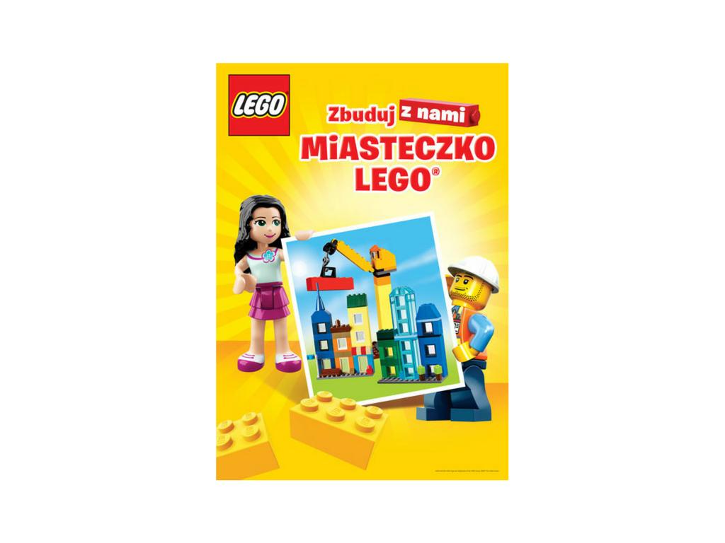 Przyjdź do Miasteczka Lego® I Baw się bez końca!