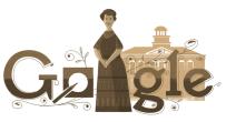 Aletta Jacobs w Google Doodle