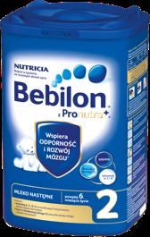 Bebilon 2 z Pronutra+