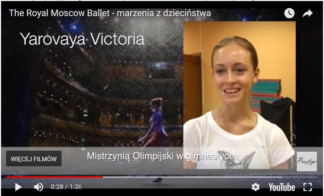 The Royal Moscow Ballet - marzenia z dzieciństwa