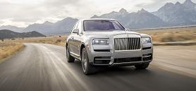 Rolls-Royce Cullinan. Pierwszy SUV legendarnej marki w teście na bezdrożach Wyoming