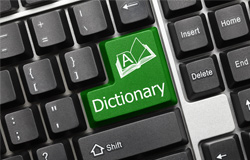 Słownik pojęć reklamy internetowej