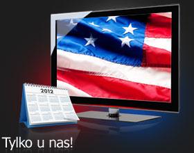 Serialowy kalendarz 2012