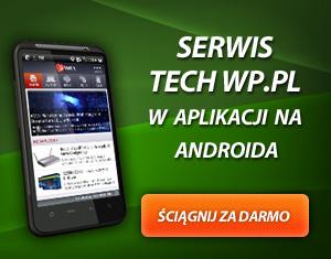 Aplikacja tech.wp.pl na Androida