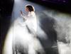 Jean Michel Jarre - próba generalna przed koncertem w Gdańsku