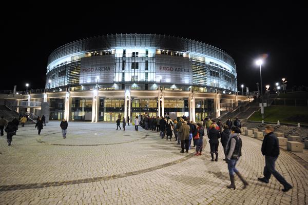 11.11.2010, Ergo Arena, Gdańsk/Sopot
