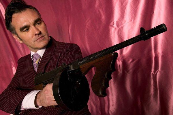 Morrissey znowu szokuje