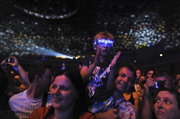 24.07.2012, Ergo Arena, Gdańsk/Sopot