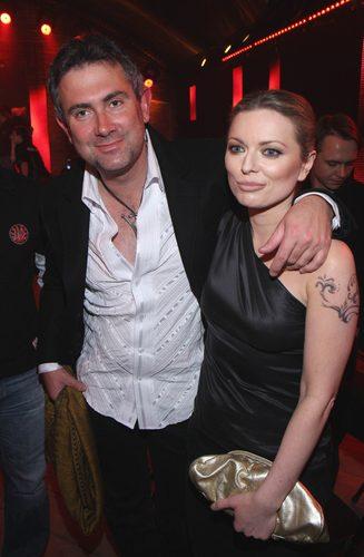 Anna Maria Jopek i Marcin Kydryński