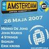 Numer 4Strings hymnem Amsterdam Dance Mission 2007 w Polsce