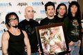 Otwarte serce byłego gitarzysty Anthrax tyka jak zegarek