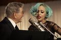 Tony Bennett chwali Lady GaGę