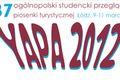 Ogólnopolski Przegląd Piosenki Turystycznej Yapa 2012