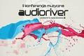 II Konferencja Muzyczna Audioriver już 14 kwietnia