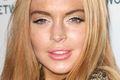 Lindsay Lohan od razu biegnie do wody