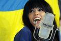 Zwyciężczyni Eurowizji promuje Sztokholm zamiast muzyka ABBY