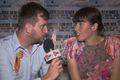 """""""Nie kłócimy się aż tak dużo"""" (Paula i Karol na Open'er Festival 2012)"""