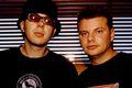 The Chemical Brothers na płycie Klaxons