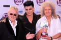 Queen ostatni raz z Lambertem